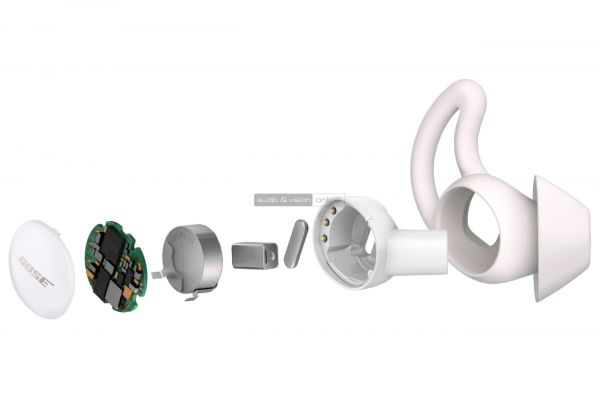 Bose Sleepbuds II alvássegítő füldugó