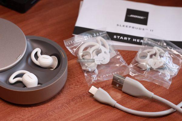 Bose Sleepbuds II alvássegítő füldugó tartozékok