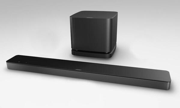 Bose Soundbar 500 soundbar és Bass Module 500 mélyláda