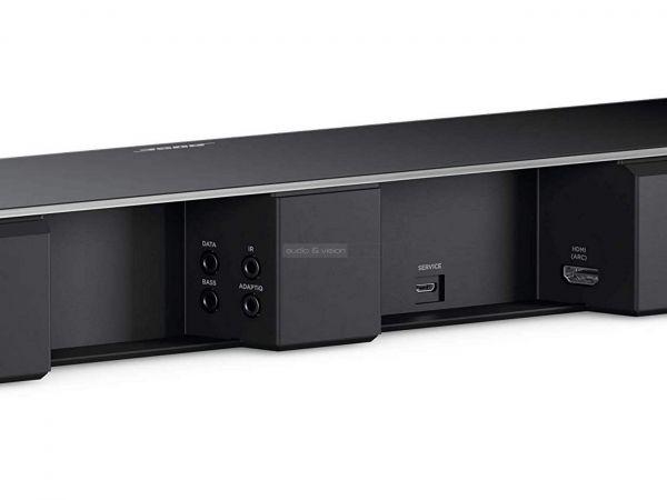 Bose Soundbar 700 soundbar hátlap
