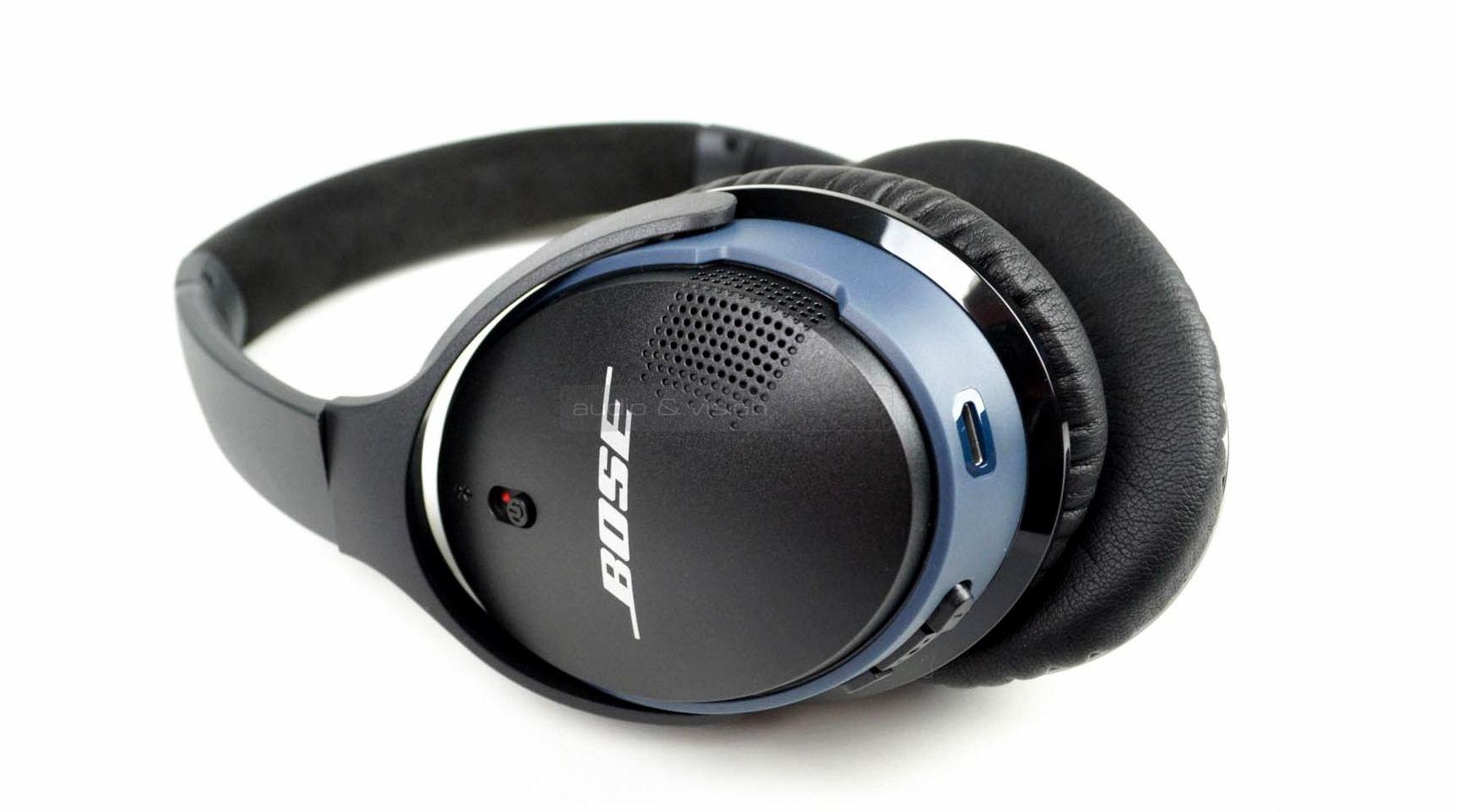 Bose SoundLink around-ear II Bluetooth fejhallgató teszt  a1cb26ccea