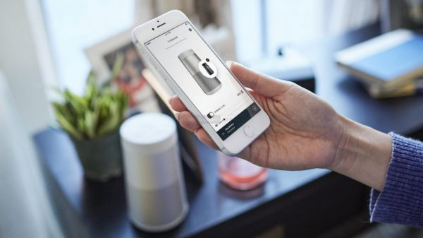 Bose SoundLink Revolve Bluetooth hangrendszer App