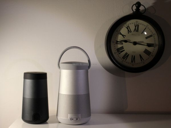 Bose SoundLink Revolve és Revolve + Bluetooth hangrendszerek