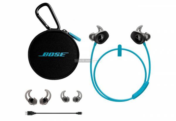 Bose SoundSport Wireless Bluetooth sportfülhallgató tartozékok