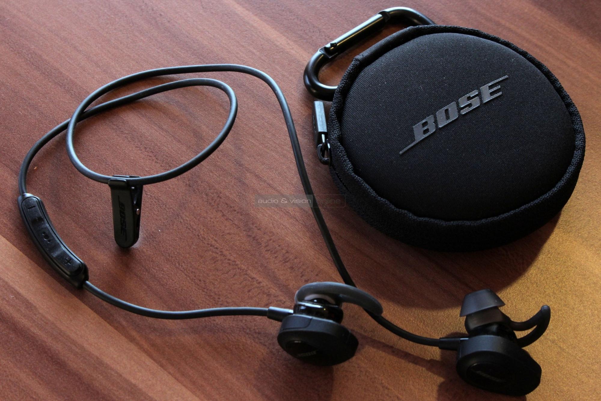 Bose SoundSport Wireless Bluetooth sportfülhallgató teszt  deb22fbf89
