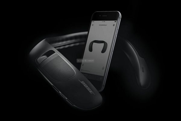 Bose SoundWear Companion Bluetooth hangszóró