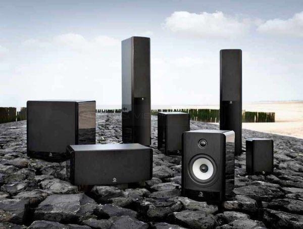 Boston Acoustics A szériás hangfalak