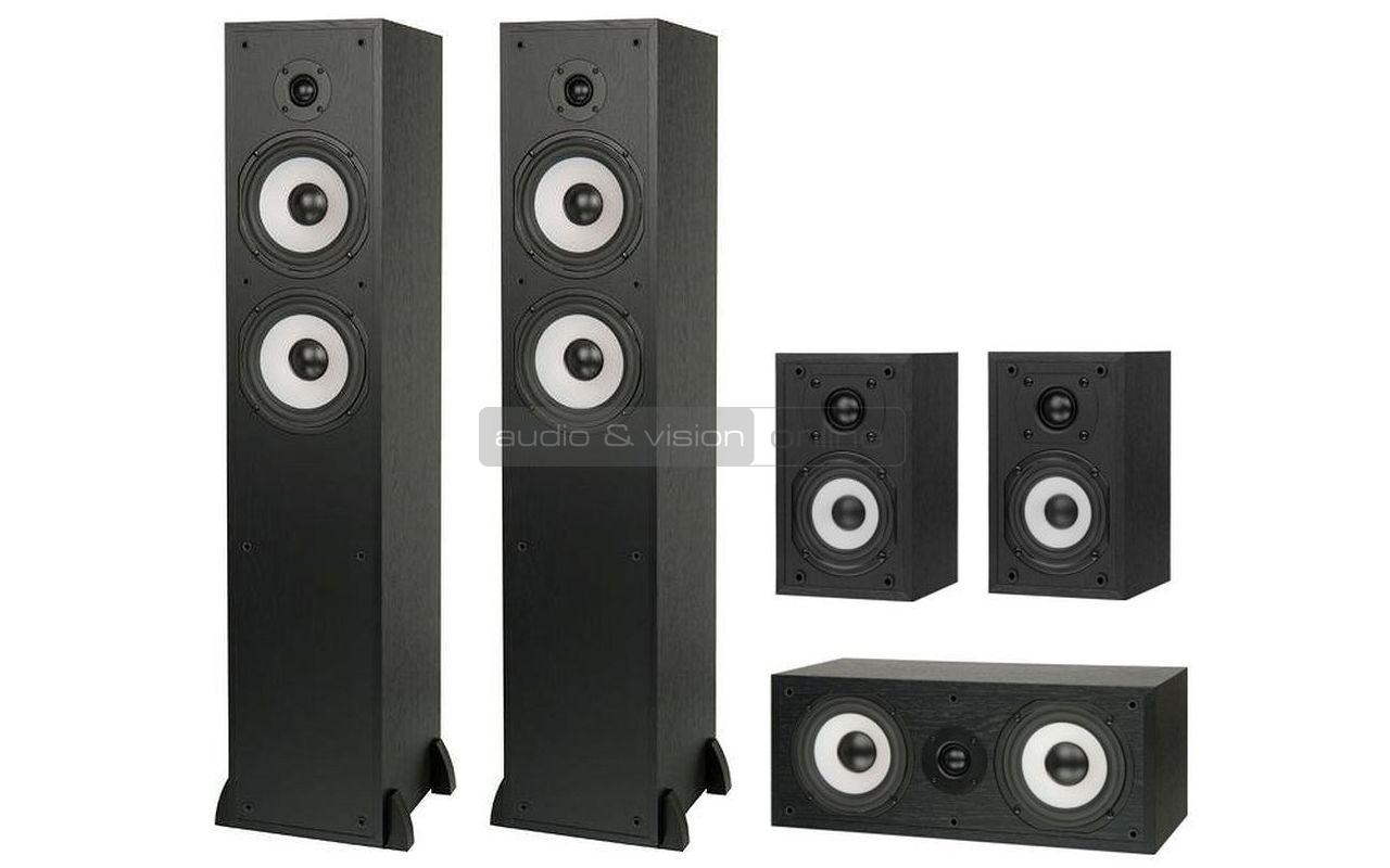 Boston Acoustics Classic Mkii Hzimozi Hangfalszett Teszt A 250 Mszaki Adatok
