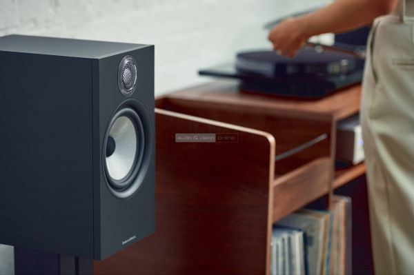 Bowers & Wilkins 606 S2 Anniversary Edition hangfal