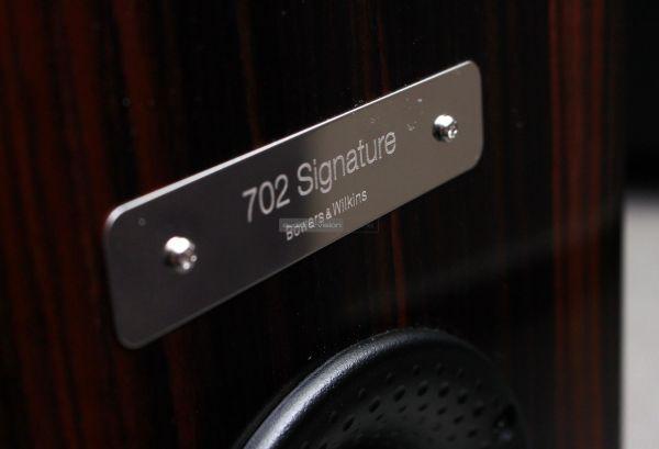 Bowers Wilkins 702 Signature és 702 S2 hangfal