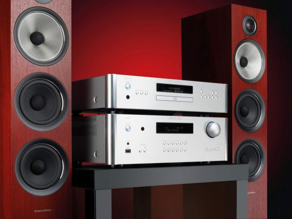 Bowers & Wilkins 704 S2 hangfal