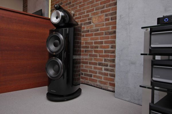 Bowers&Wilkins 800 D3 high end hangfal az Aymara Kft-ben