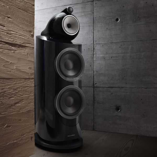 Bowers&Wilkins 800 D3 high end hangfal