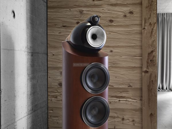 Bowers and Wilkins 803 D3 hangfal