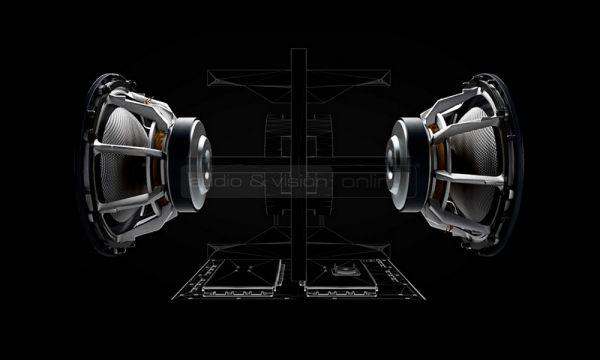 Bowers Wilkins DB Series mélyláda belső