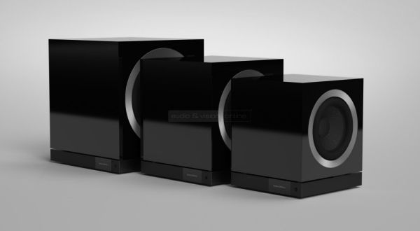 Bowers Wilkins DB Series mélyládák