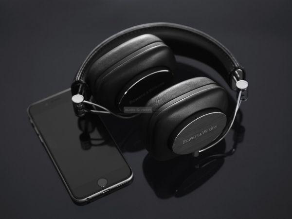 Bowers Wilkins P7 Wireless fejhallgató