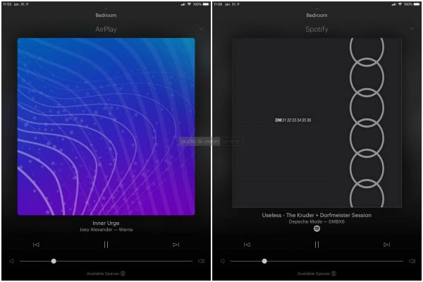 Bowers & Wilkins Formation Bar App