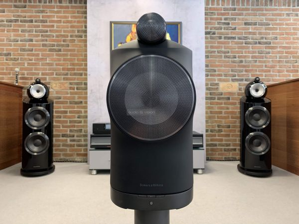 Bowers & Wilkins Formation Duo hangfal