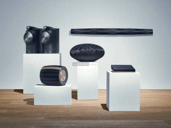 Bowers Wilkins Formation series hangrendszer