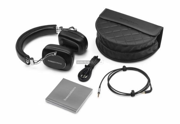 Bowers Wilkins P7 Wireless fejhallgató tartozékok