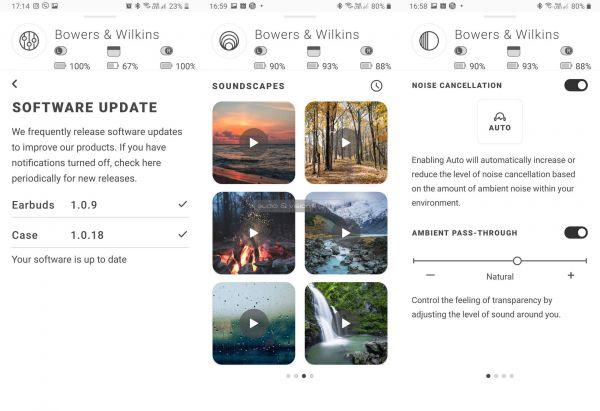 Bowers Wilkins PI5 PI7 App
