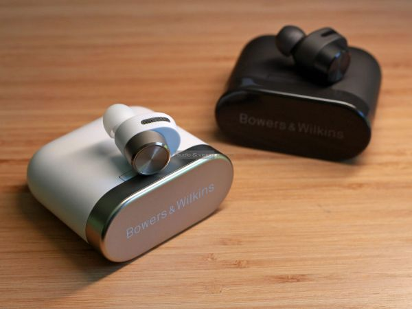 Bowers Wilkins PI5 PI7 TWS Bluetooth fülhallgatók
