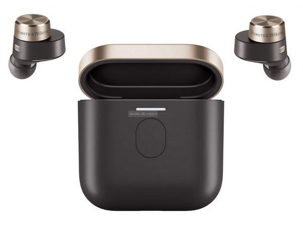 Bowers Wilkins PI7 TWS Bluetooth fülhallgató