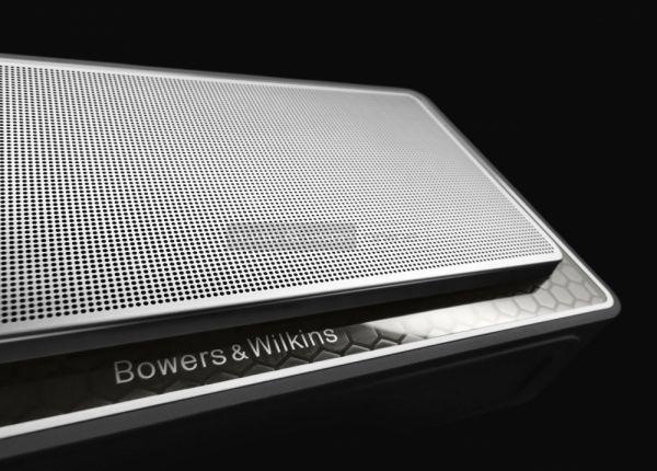 Bowers Wilkins T7 mobil hangrendszer