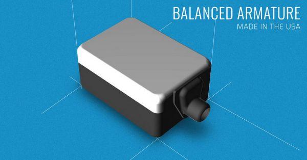 Brainwavz B400 fülhallgató Balanced Armature