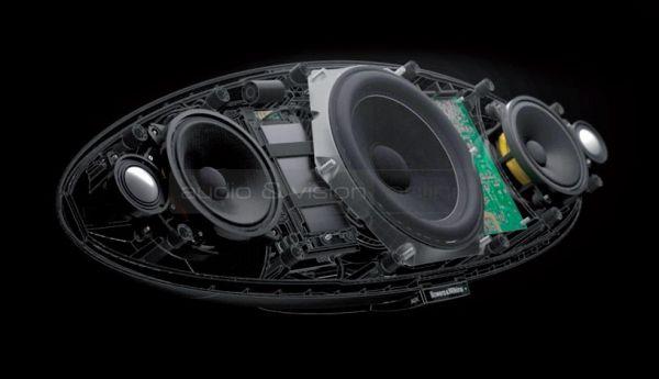 BW Zeppelin Wireless Bluetooth hangszóró