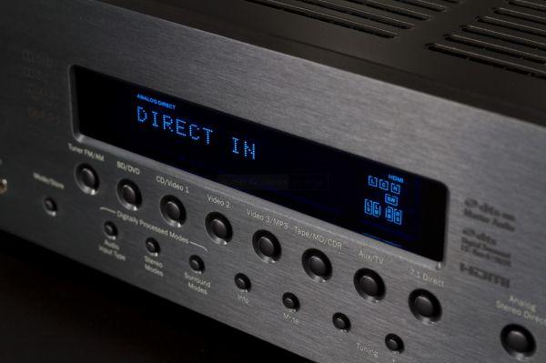Cambridge Audio 551R V2 házimozi erősítő
