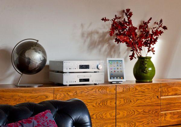 Cambridge Audio 851A integrált sztereó erősítő és 851C CD-lejátszó
