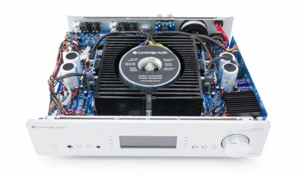 Cambridge Audio 851A integrált sztereó erősítő belső