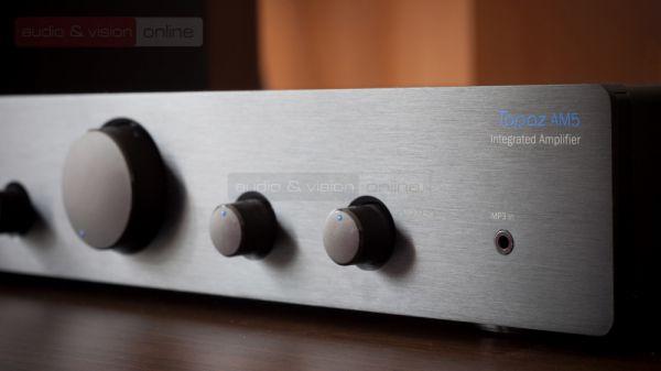 Cambridge Audio Topaz AM5 integrált sztereó erősítő