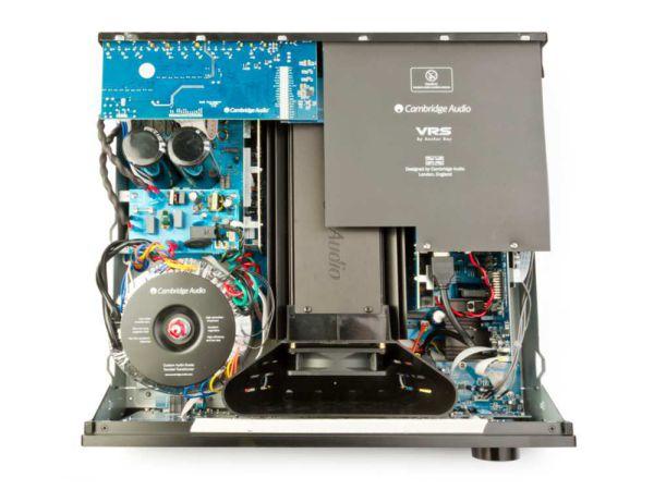 Cambridge Audio Azur 751R házimozi erősítő belső