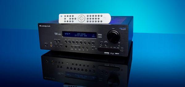 Cambridge Audio Azur 751R házimozi erősítő