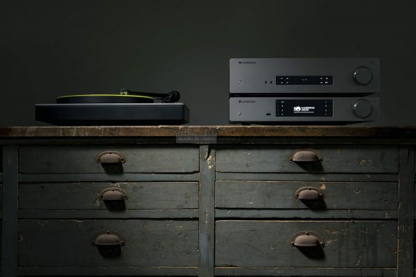 Cambridge Audio CXA61 sztereó erősítő