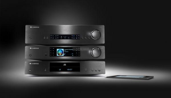 Cambridge Audio CXN hálózati médialejátszó és CXC CD transzport