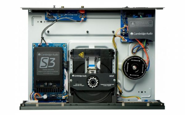 Cambridge Audio CXC CD transzport