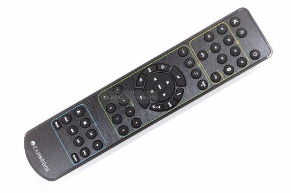 Cambridge Audio CXN hálózati médialejátszó távvezérlő