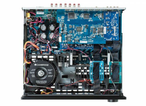 Cambridge Audio CXR120 házimozi erősítő belső