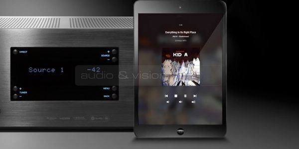 Cambridge Audio CXR120 házimozi erősítő controller