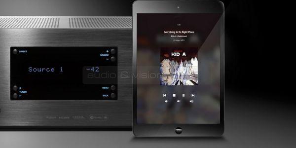 Cambridge Audio CXR200 házimozi erősítő távvezérlő app
