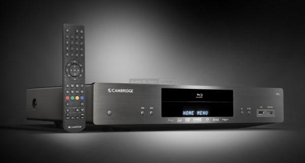 Cambridge Audio CXU Blu-ray lejátszó távvezérlővel