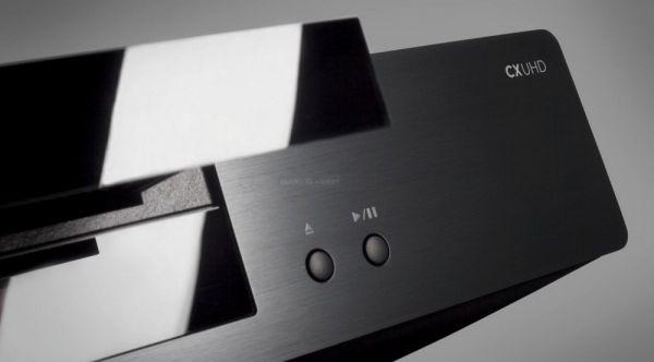 Cambridge Audio CXUHD Blu-ray lejátszó