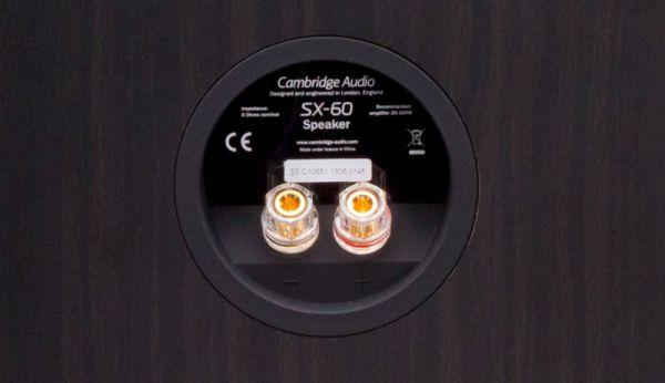Cambridge Audio SX-60 hifi hangfal terminál