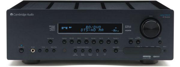 Cambridge Audio Azur 651R házimozi erősítő