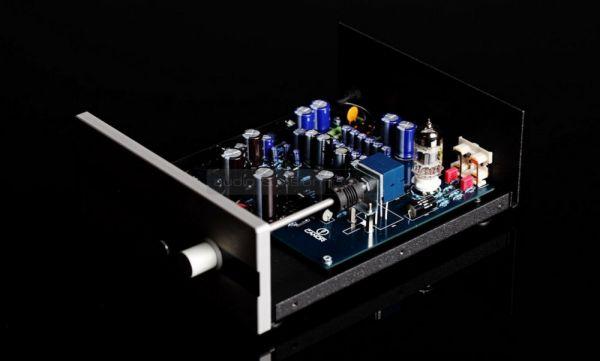 Canor TP10 elektroncsöves fejhallgató erősítő belső