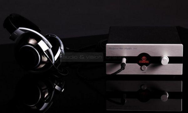 Canor TP10 elektroncsöves fejhallgató erősítő